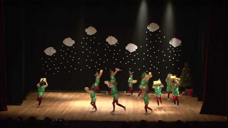 DUENDES Festival de Navidad 2012 DAMAR video REALIDAO ESTUDIO