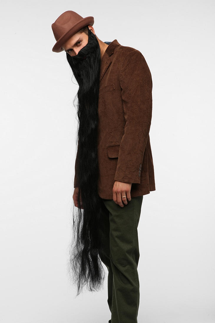 World's Longest Beard #halloween #costume #beard  #urbanoutfitters