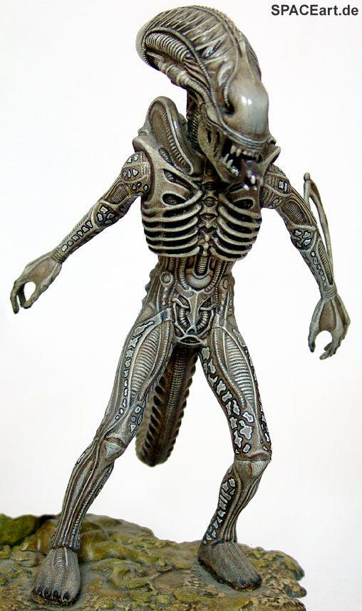 Alien 2: Attacking Alien, Modell-Bausatz ... http://spaceart.de/produkte/al100.php