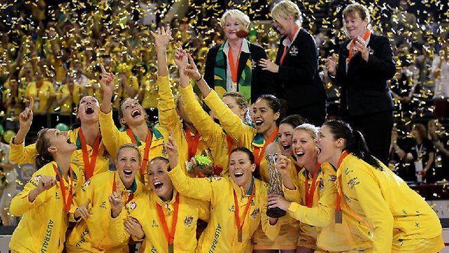 Diamonds win world championship 2011