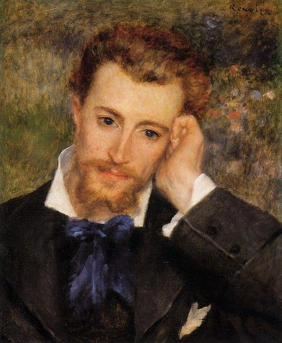 Eugene Murer   -   1877. Пьер Огюст Ренуар