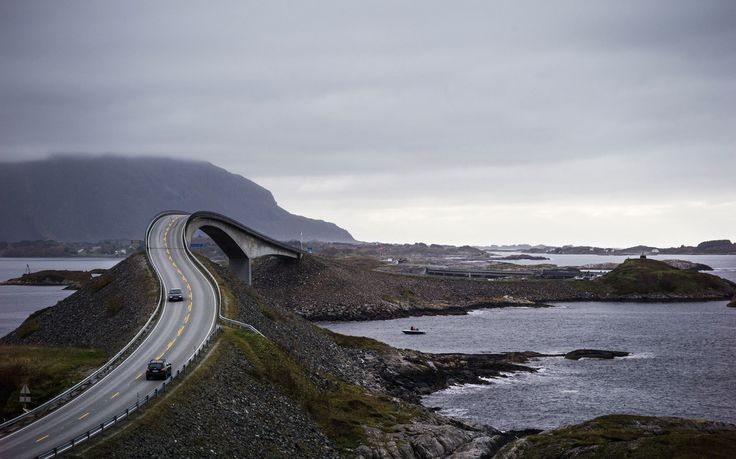 """""""We rise early and keep watch for seals during the crossing back to Geitøya for the final 25-minute drive to Kristiansund Airport for our departure."""" Read on to hear the captivating story of this amazing Nordic road trip."""