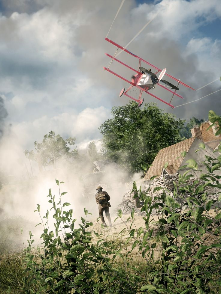 I took tons of screenshots during the Battlefield 1 alpha. Here are some of my favorites.