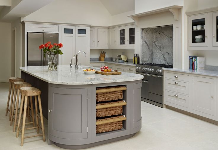 contemporary shaker kitchen - Google Search