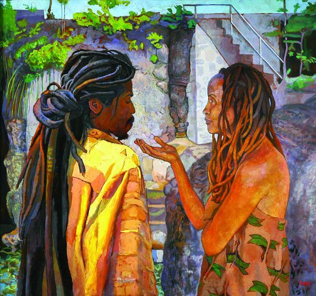 Rasta arts and culture