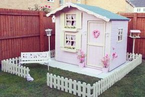 10 awesome playhouses that your children will love | Waltons Sheds