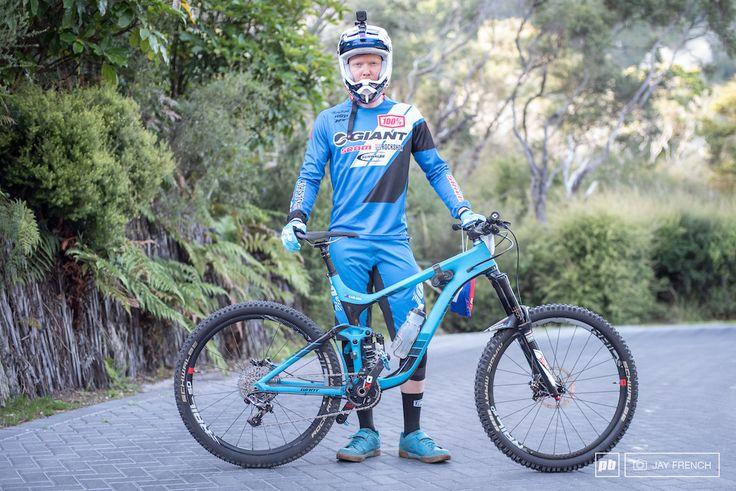 Josh Carlson's Giant Reign | Pro Bike - VIDEO - http://mountain-bike-review.net/mountain-bikes/josh-carlsons-giant-reign-pro-bike-video/ #mountainbike #mountain biking