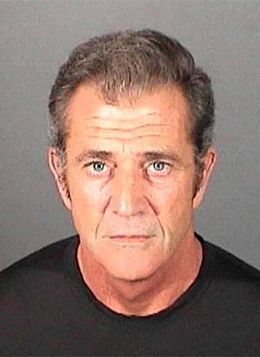Mel Gibson chose a mug shot over the red carpet. The star of Jodie Foster's latest flick 'The Beaver' skipped the film's Texas premiere and instead walked into an El Segundo, Calif. police station shortly before 9:30 p.m. on March 17 for formal booking on a misdemeanor battery charge. The actor was arrested, photographed, fingerprinted and released. A week earlier, Gibson accepted a no-jail plea bargain to end the criminal probe into claims he assaulted his ex-lover Oksana Grigorieva.