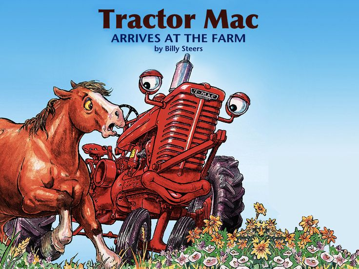 Tractor Mac: first in the series (for iPhone and iPad) http://itunes.apple.com/us/app/tractor-mac-arrives-hd/id412665754?mt=8 #familyfriendlyapps #kidsapps #appFriday