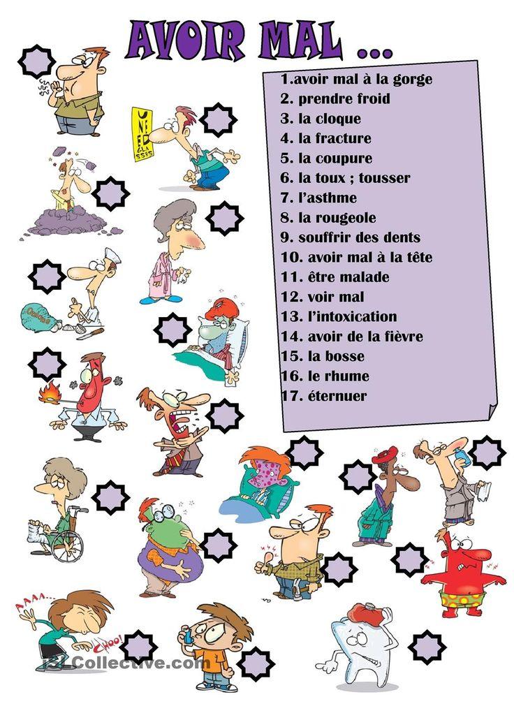 8 best être et avoir images on Pinterest | Fle, Französisch ...