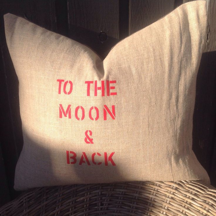 Printed Pillow Case by 0815 on Etsy https://www.etsy.com/listing/286291875/printed-pillow-case