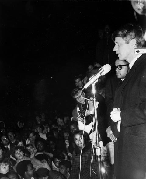 kings and kennedy s speech comparison As an eternal statement that resonates hope in the valleys of despair, 'letter from birmingham city jail' is unrivaled, an american document as distinctive as the.