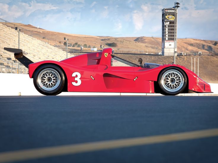 Ferrari F333 SP '1995–2001