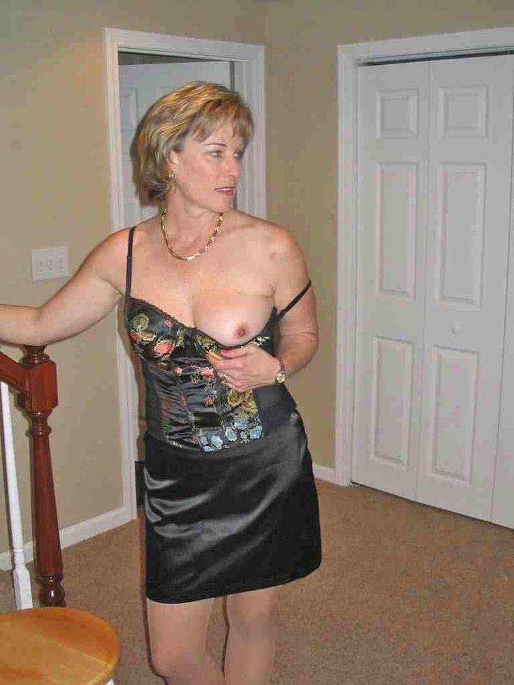 older women in sexy panties