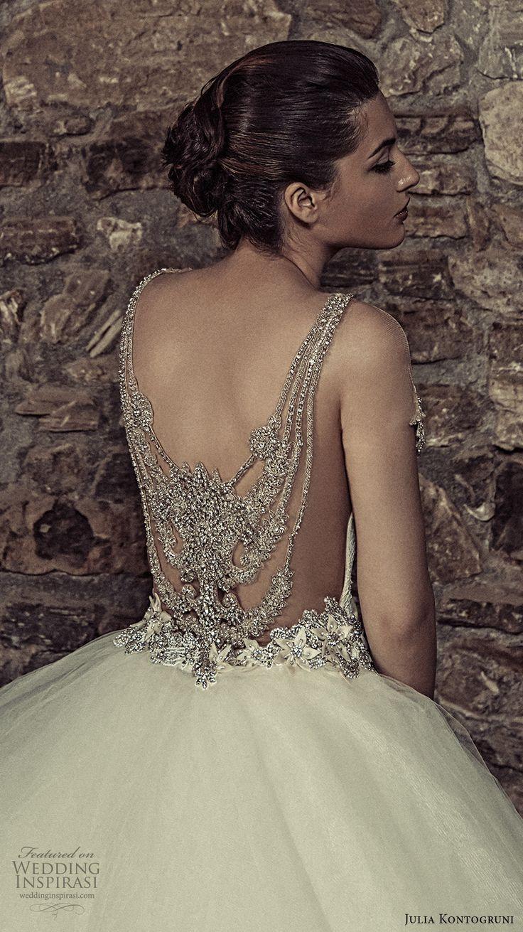 lusan mandongus bridal 2017 strapless sweetheart beaded lace a line wedding dress (gamma) mv