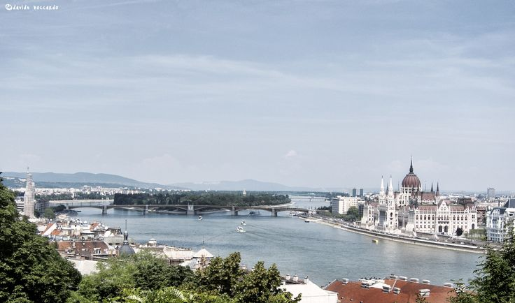 Budapest, Danube by Davide Boccardo on 500px