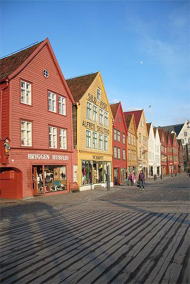 Bergen !                                                                                                                                                                                 Plus