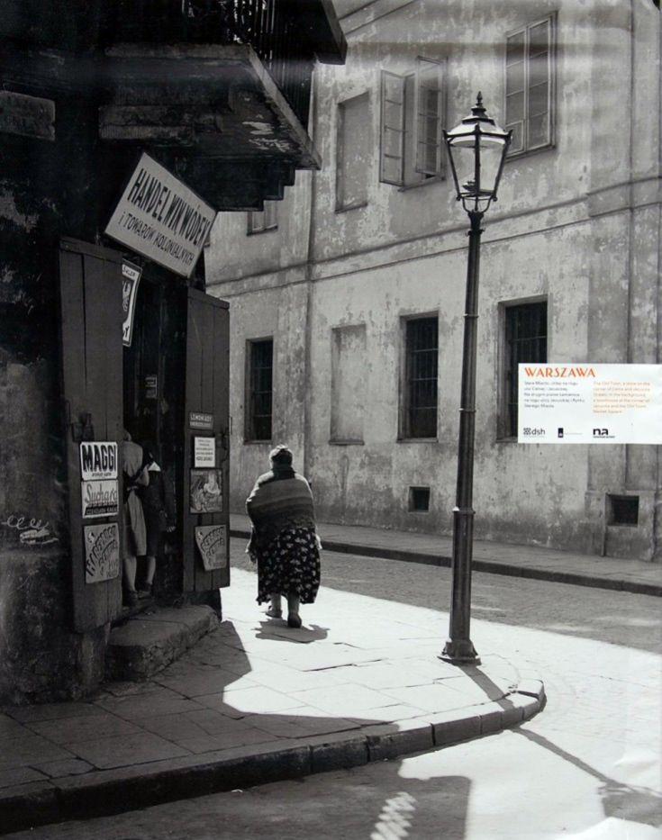 Warszawa na przedwojennych zdjęciach Willema van de Polla
