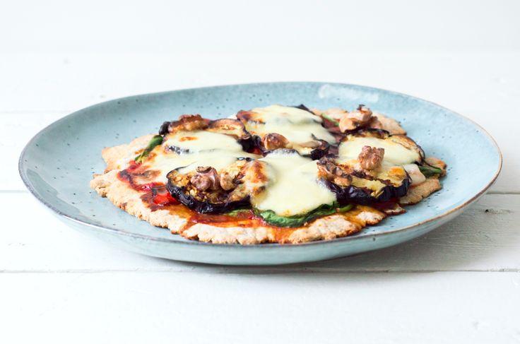Havermout Pizza