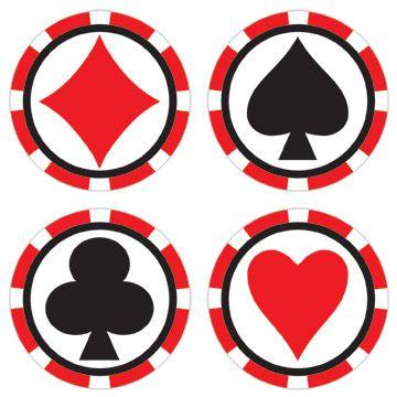 casino party coasters - Webhats.com