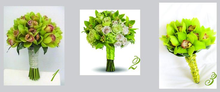 Свадебные букеты невесты из орхидеи с описаниями и фото