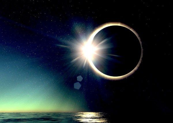 Solar Eclipse - New Moon in Pisces - Spring Equinox - Death and Rebirth