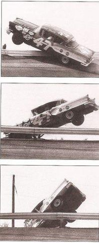 ( ☞ 2014 & 2016 ☆ SUPER CRASH. ) ☆ Jack Smith up and over 1958.