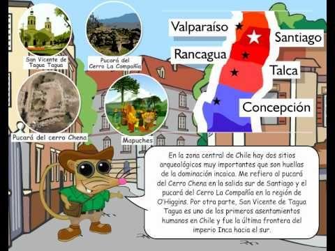 Herencia cultural de los pueblos originarios de Chile.