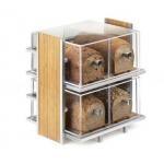 Eco Modern Bread Box Display,