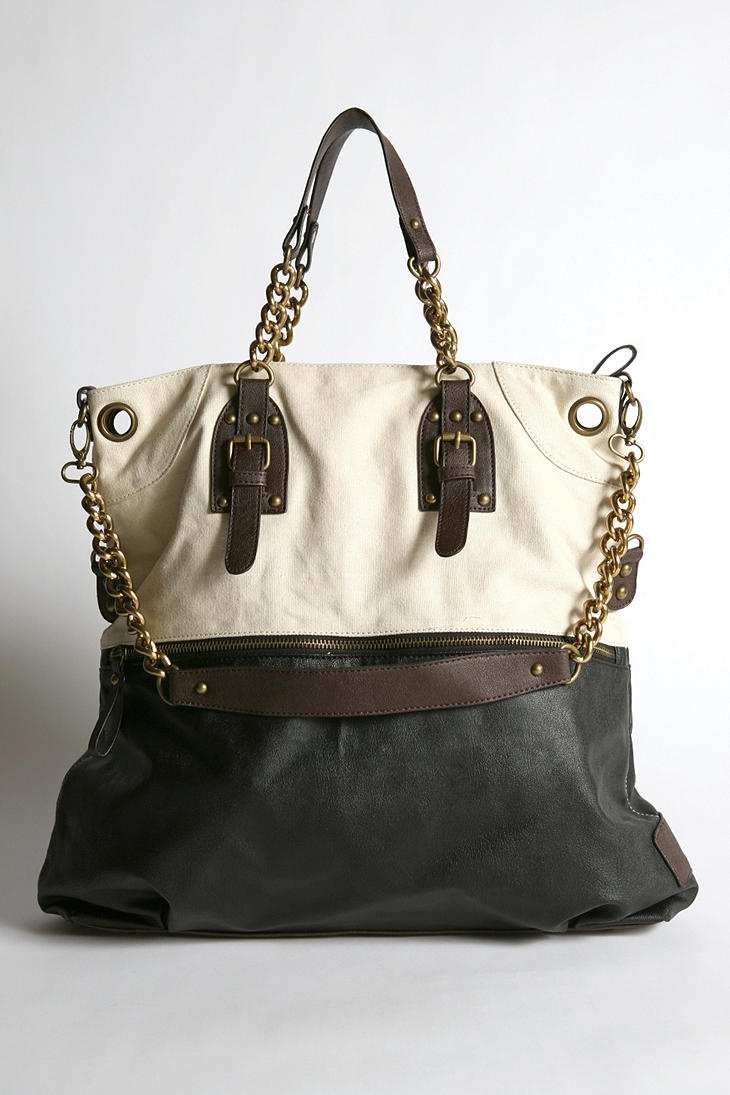 $49 Deena & Ozzy Chain Tote from Urban Outfitters