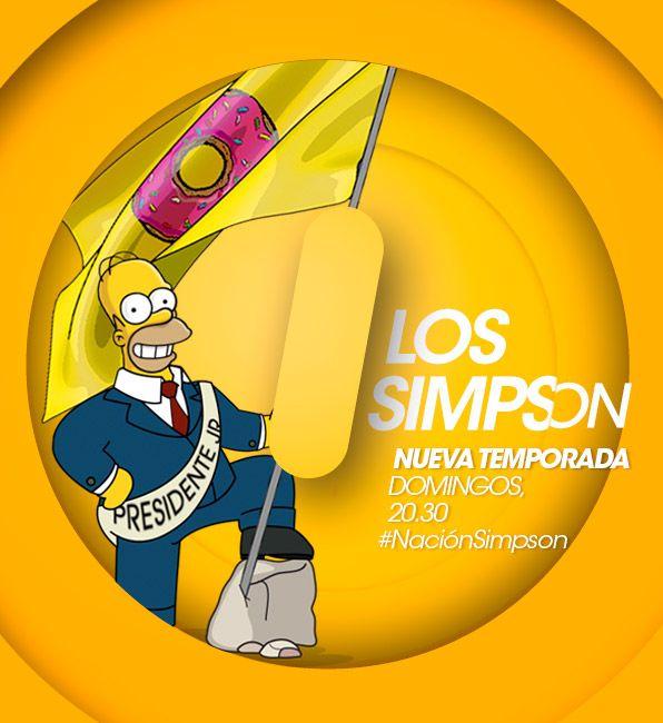 Personajes - Los Simpson - Canal FOX - Canal FOX
