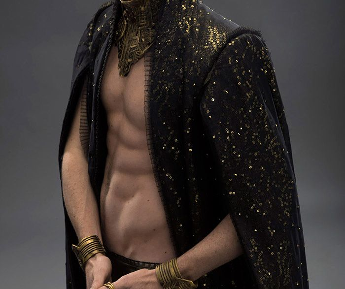 Costumes - Balem Abrasax (Eddie Redmayne) - Jupiter Ascending – Official Look Book