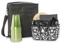 Picnic Thermal Tote and Mini Organizer--two great Thirty-One items for the mom on the go!!