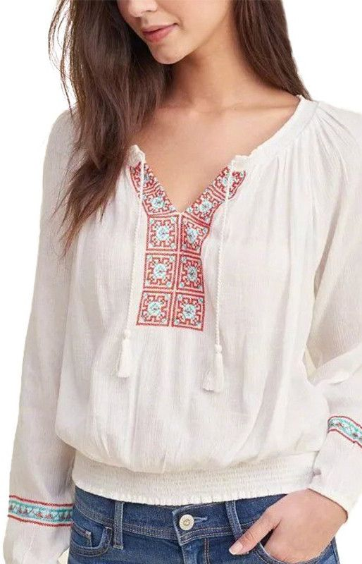 Specifications: Decoration:Embroidery Clothing Length:Regular Pattern…