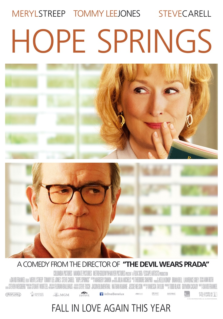 Review of Hope Springs