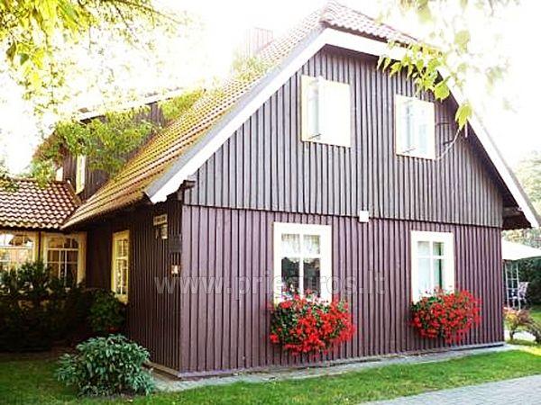 Двухкомнатная квартира в Первалке, Прибалтика - Литва - Куршская коса - LitvaOtpusk.RU