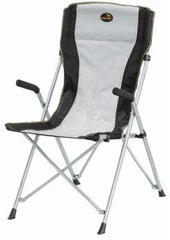 Deze Easy Camp Cross Chair is een mooie en stevige vouwstoel. Hij is erg geschikt voor tent kamperen, maar dankzij het zitcomfort ook goed te gebruiken bij de caravan. >> http://www.kampeerwereld.nl/easy-camp-cross-chair/
