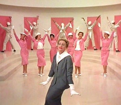 Think Pink!  - Funny Face...good movie,charming as ever Fred Astaire & perfect Audrey Hepburn