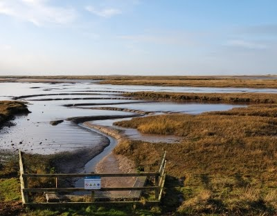 Burnham Overy Staithe, North Norfolk