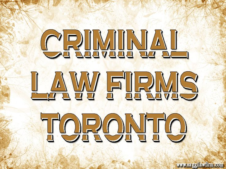 Try this site http://saggilawfirm.com/ for more information on criminal law firms Toronto. Choosing the right law firm is not only going to result in you getting the best results in your legal battle, but it is also going to ensure that you are dealing with the most qualified and competent lawyers in the area of law your case falls in, when you are trying to find the best possible representation for that case. Follow Us : http://www.apsense.com/brand/CriminalLawyerBrampton