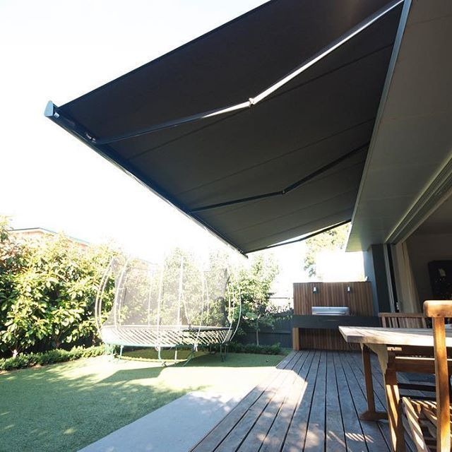 Anyone Else Loving Spring Maybe Feel Like A Jump On The Trampoline Or Perhaps A Relaxed Rest On The Deck Under This Campbellandheep Outdoor Blinds