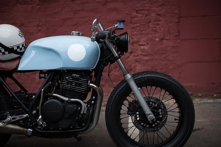 Honda GB400 Cafe Racer