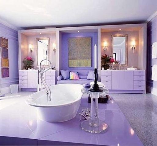 Beautiful Bathroom Color Schemes: Best 25+ Lavender Color Scheme Ideas On Pinterest