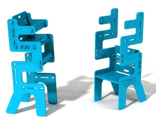 Click Furniture: Assemble Your Furniture Without Nuts And Bolts
