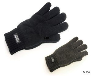 Mens Thinsulate Gloves  Only £3.99.