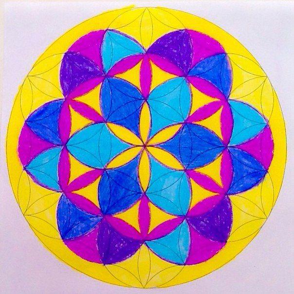140.  вселенная поддерживает тебя во всем, вся вселенная сопутствует и заботится о тебе ......  цветение сердца, flower of live, meditation, квантовая терапия, арт, mandala art, сакральная геометрия, рисование, painting, медитация, 365 flowering heart, правополушарное, ом, интуитивное рисование, quantum therapy, art, om, мандала, mandala, sacred geometry, artkatarina, метафизика, сакральное рисование
