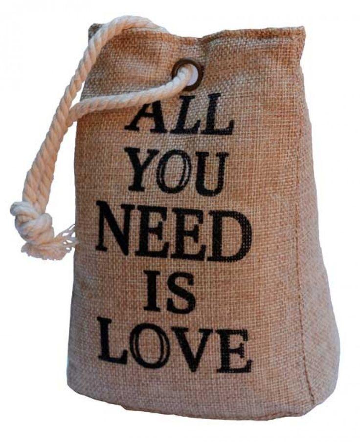 All You Need is Love Door Stop