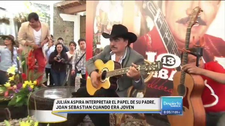 #Video: ¿Quién estelarizará la #serie sobre Joan Sebastian? #México