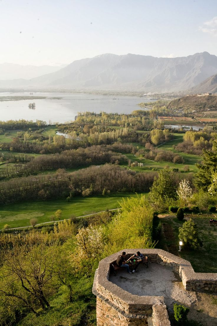 Incredible India - Google+ - The view from Pari Mahal gardens overlooking Dal Lake and…