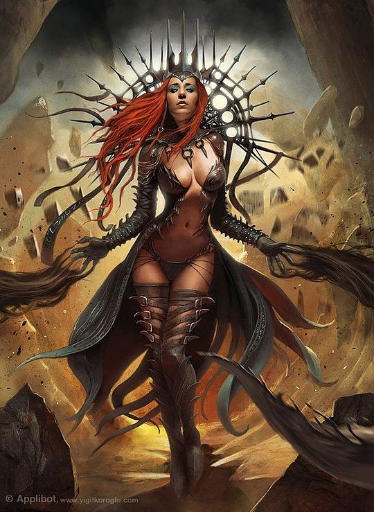 147 Best Images About Sorcerers For D&D On Pinterest